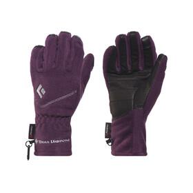 Black Diamond Windweight - Gants Femme - violet